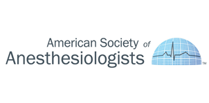 American Society of Anesthesiologists logo