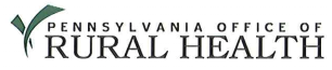 Pennsylvania Office of Rural Health logo