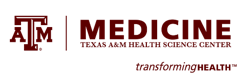Texas A&M College of Medicine logo
