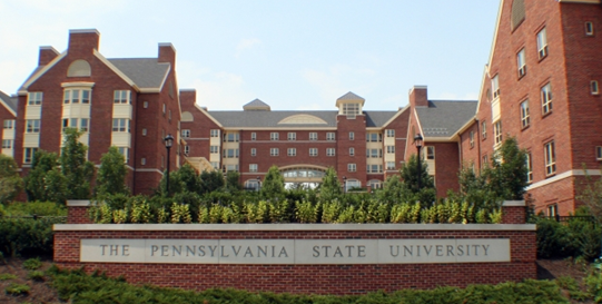 The Pennsylvania State University Campus