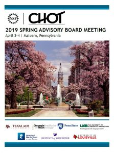 Spring IAB 2019 Meeting Booklet Cover